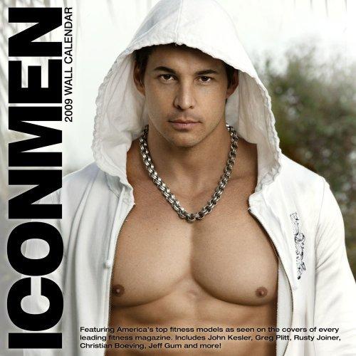 ICON MEN 2009 Calendar  by  Greg Plitt