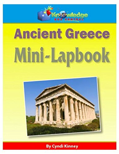 Ancient Greece Mini-Lapbook Cyndi Kinney