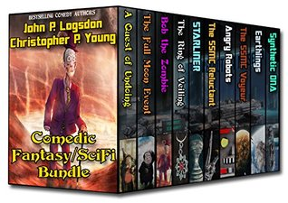 Comedic SciFi & Fantasy Bundle  by  John P. Logsdon