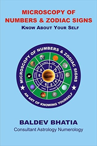 MICROSCOPY OF NUMBERS AND ZODIAC SIGNS: AN ART OF KNOWING YOURSELF Baldev Bhatia
