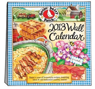 Gooseberry Patch Wall Calendar  by  Gooseberry Patch