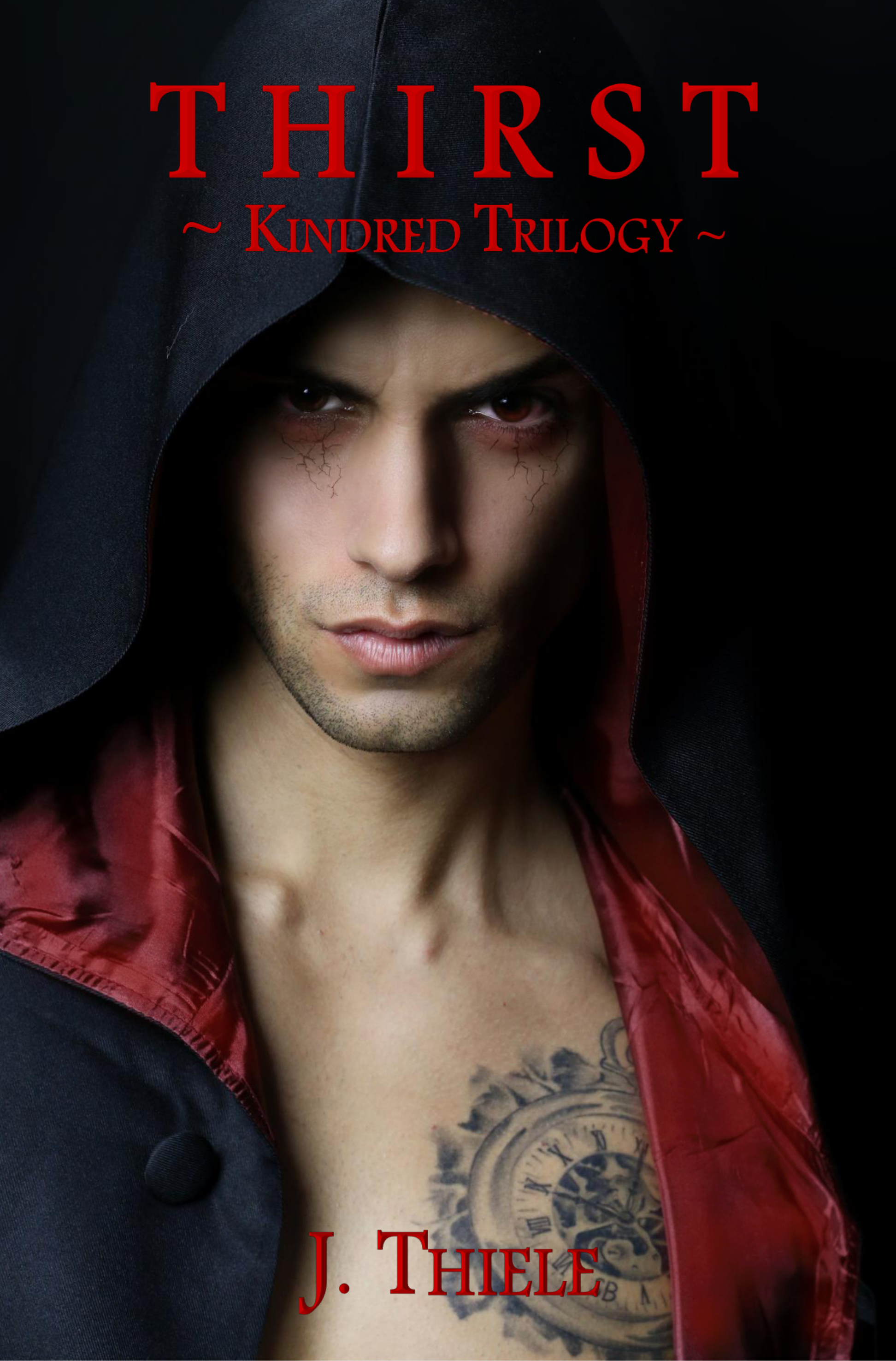 Thirst: Kindred Trilogy J. Thiele