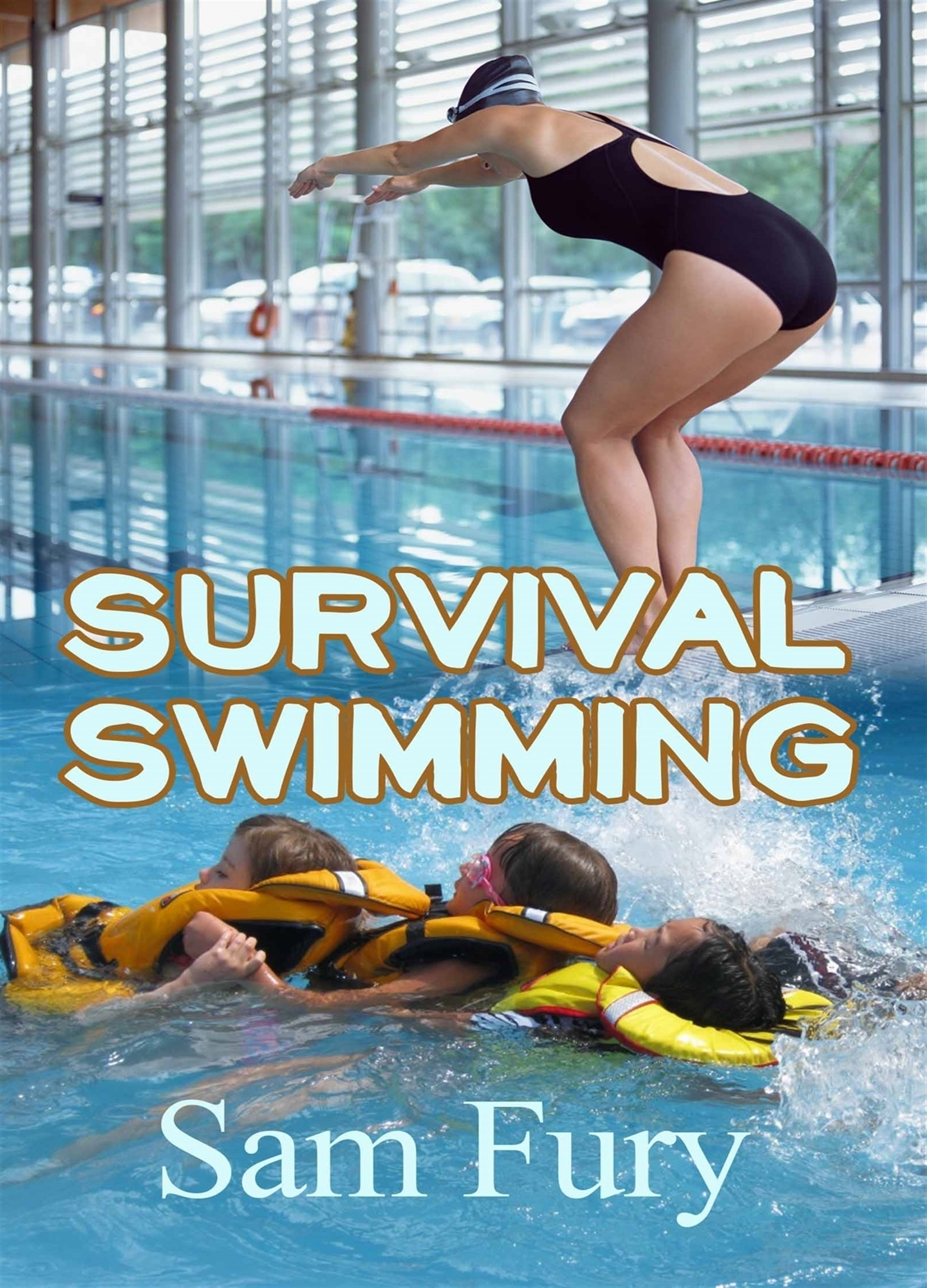 Survival Swimming  by  Sam Fury