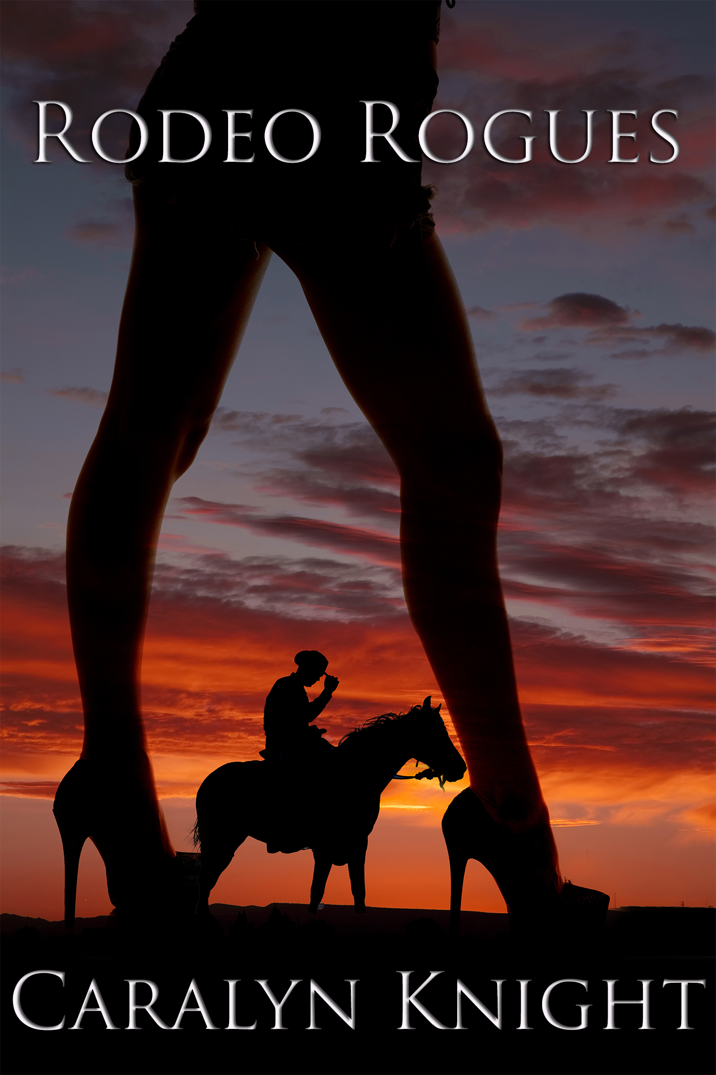 Rodeo Rogues  by  Caralyn Knight