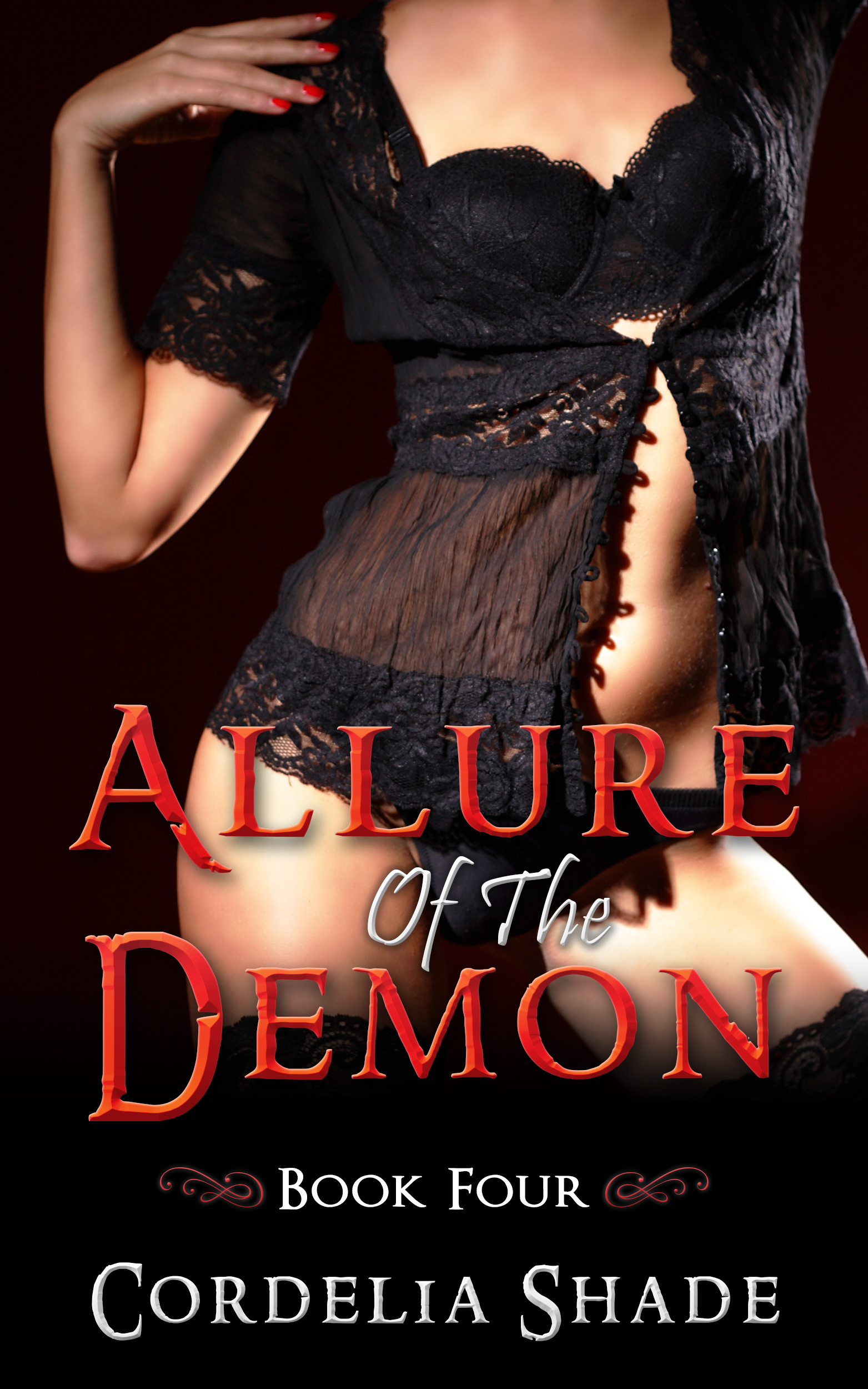Allure Of The Demon: Book Four Cordelia Shade