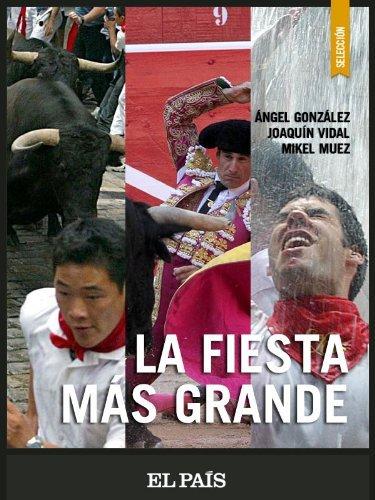 La fiesta más grande  by  Joaquín Vidal