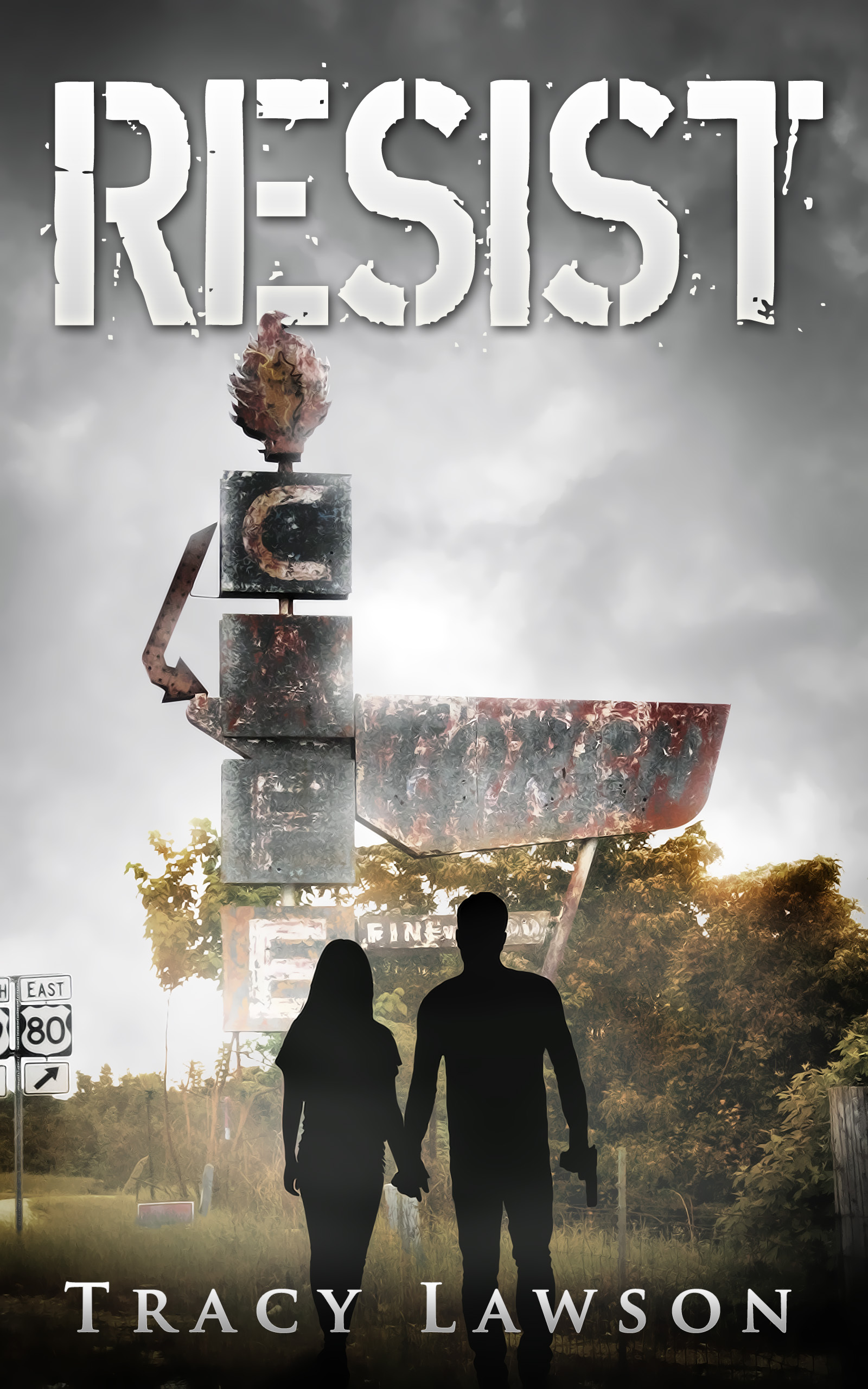 Resist (Resistance #2)  by  Tracy Lawson