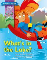 Whats in the Lake?  by  Katy Pike