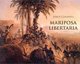 Mariposa Libertaria  by  Jorge O. Colonna