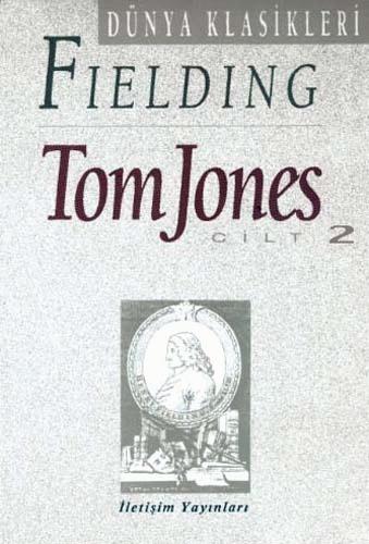 Tom Jones 2. Cilt Henry Fielding