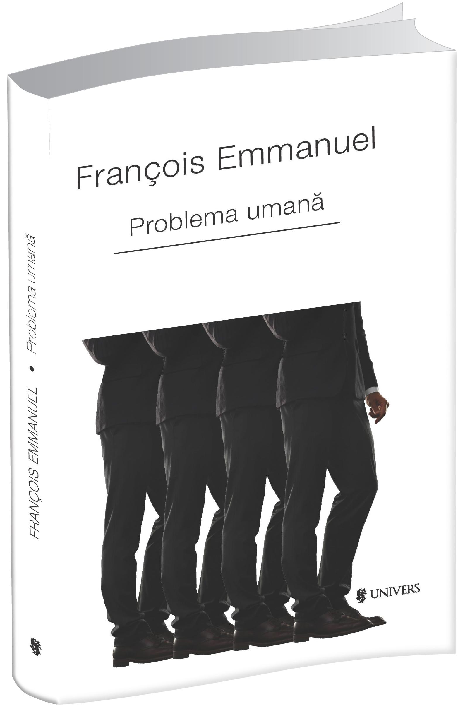 Problema umană  by  François Emmanuel