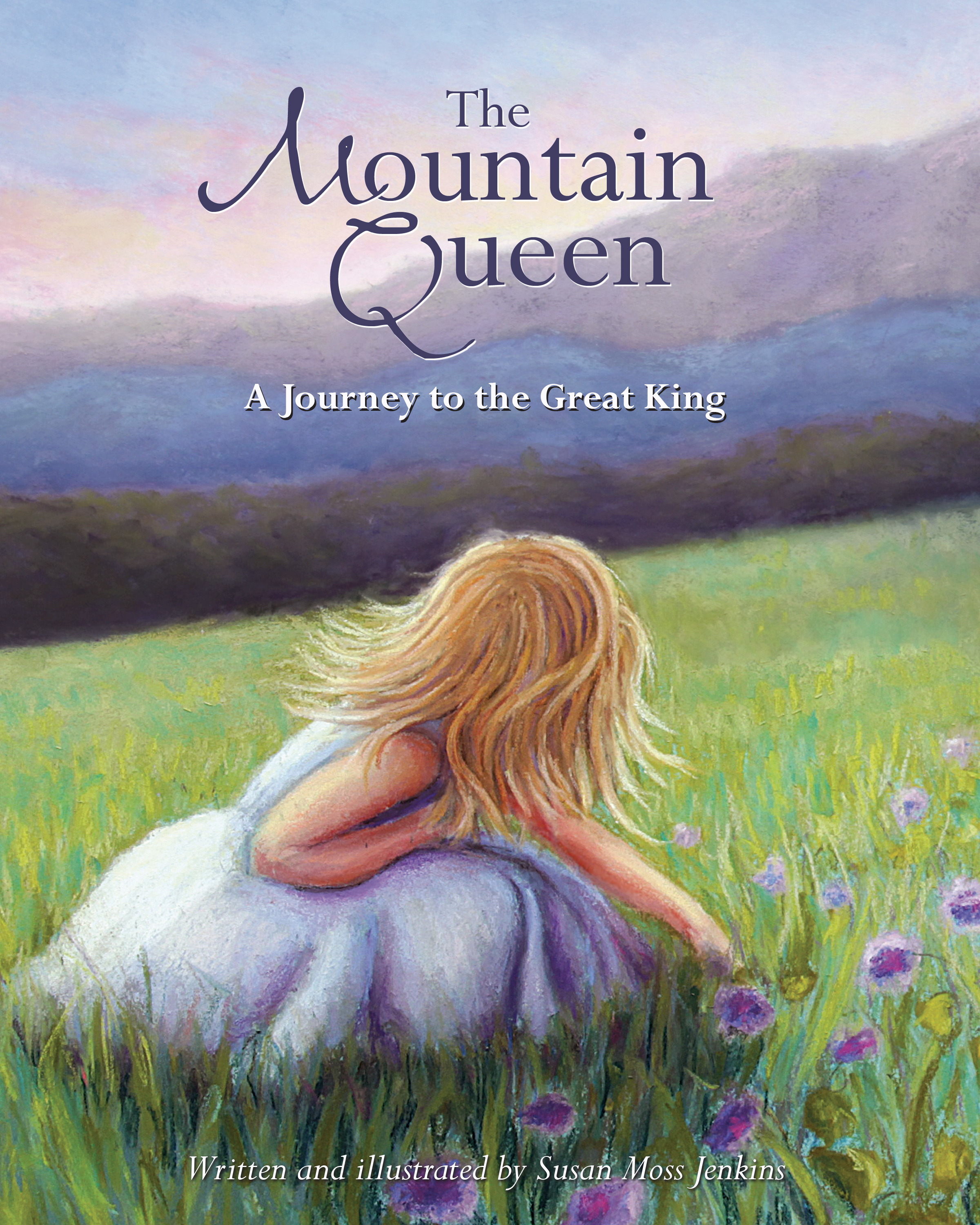 The Mountain Queen  by  Susan Moss Jenkins