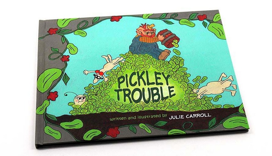 Pickley Trouble Julie Carroll
