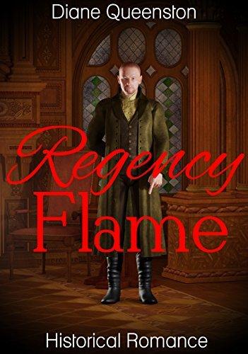 Regency Flame  by  Diane Queenston