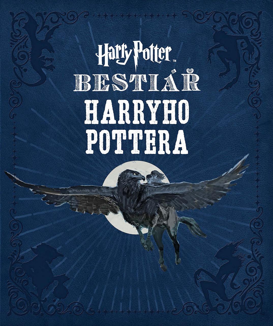Bestiář Harryho Pottera  by  Jody Revenson