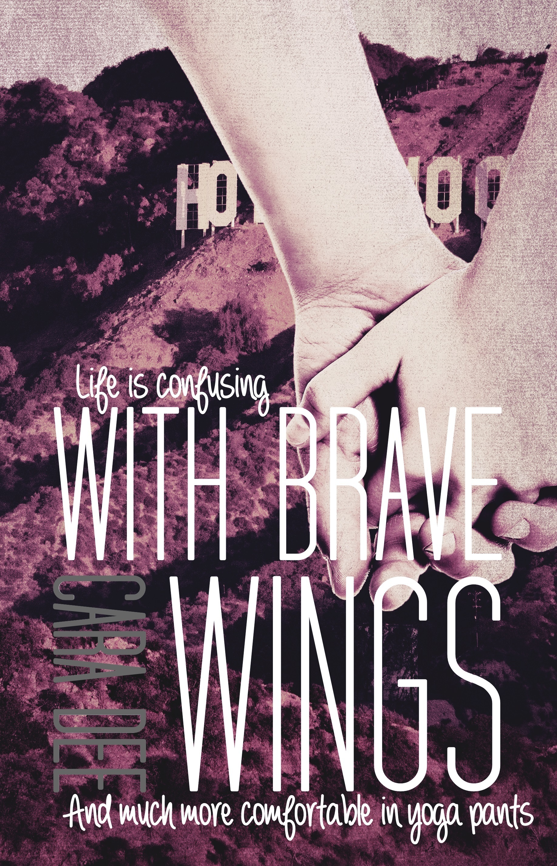 With Brave Wings Cara Dee
