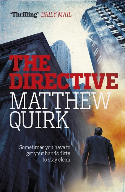 The Directive (Mike Ford 2)  by  Matthew Quirk
