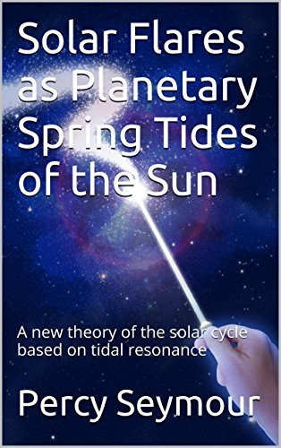 Solar Flares as Planetary Spring Tides of the Sun: A new theory of the solar cycle based on tidal resonance Percy Seymour