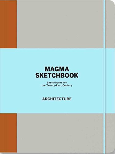 Magma Sketchbook: Architecture  by  Phineas Harper