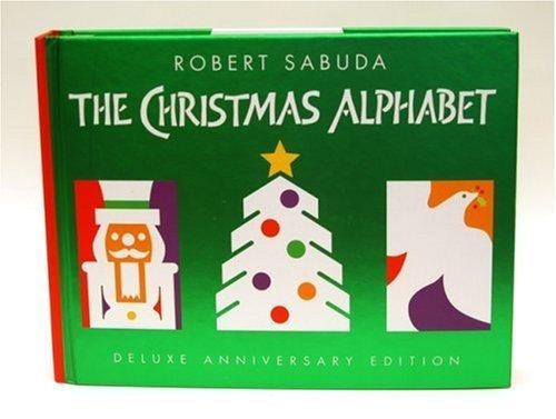 Christmas Alphabet  by  Robert James Sabuda