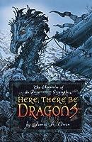 Onde Habitam os Dragões  by  James A. Owen