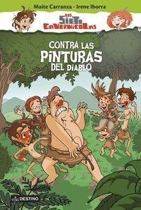Contra las pinturas del diablo (Los Siete Cavernícolas, #2) Irene Iborra