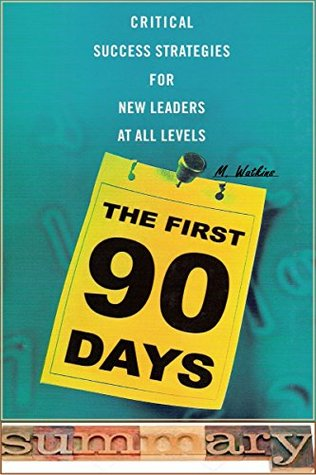 Summary: - The First 90 Days Watkins Publishers