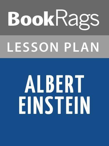 Albert Einstein Lesson Plans BookRags