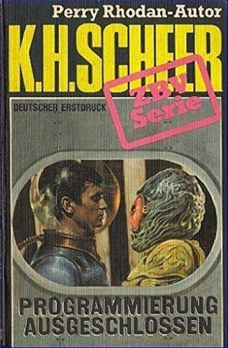 ZBV - Band 20: Programmierung Ausgeschlossen K.H. Scheer