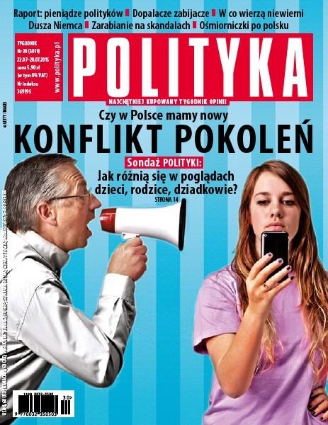 Polityka 30/2015  by  Redakcja Polityki