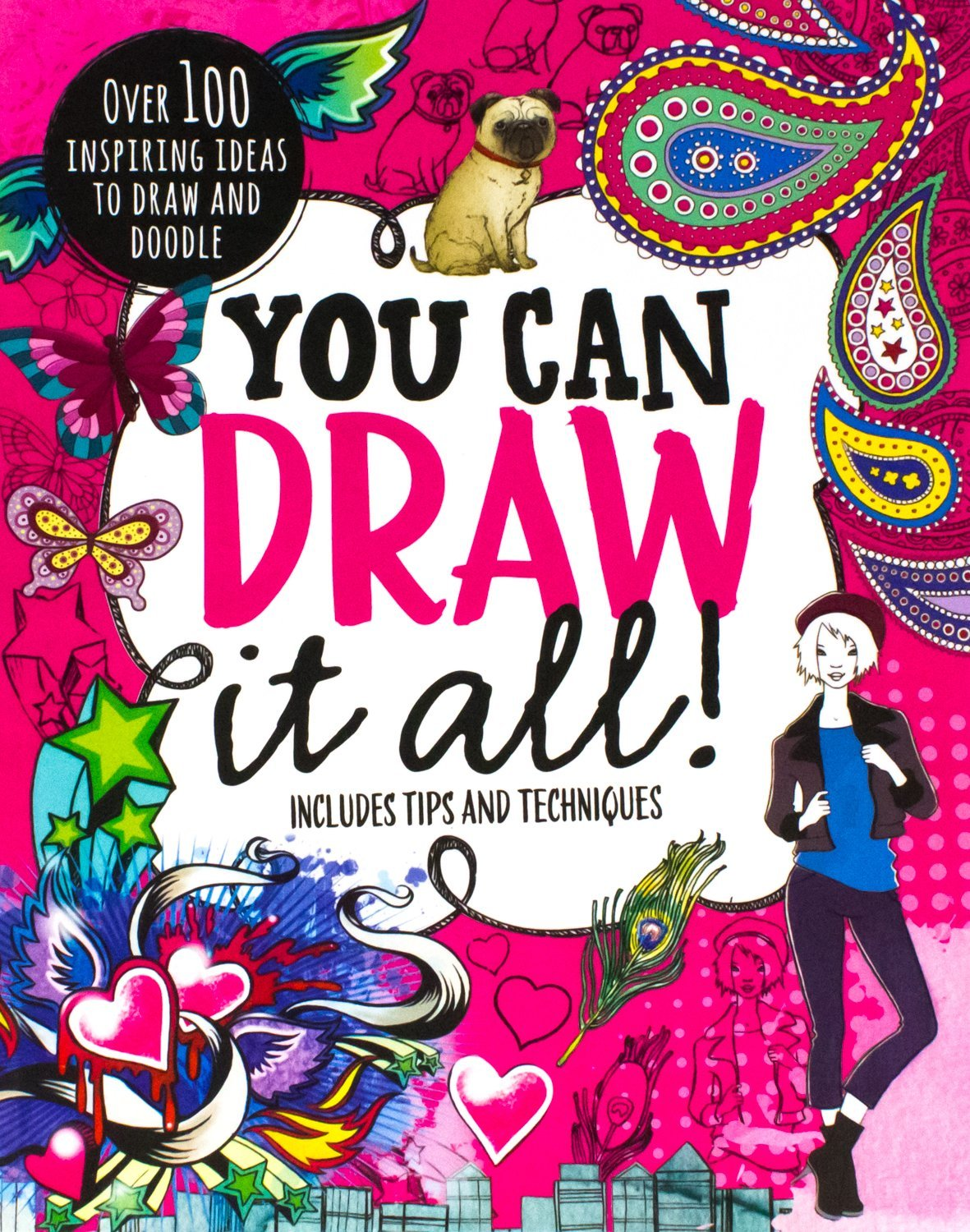 You Can Draw It All! Si Clark