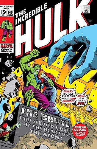 Incredible Hulk (1962-1999) #140  by  Harlan Ellison
