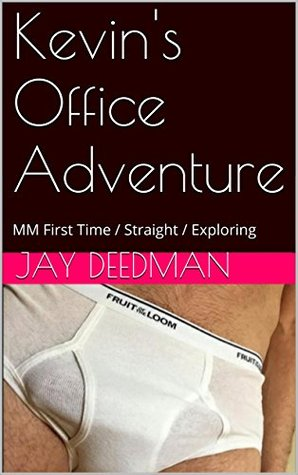 Kevins Office Adventure: MM First Time / Straight / Exploring Jay deedman