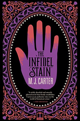 The Infidel Stain (Blake and Avery Novel, A) M.J. Carter