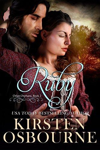 Ruby (Orlan Orphans Book 2)  by  Kirsten Osbourne