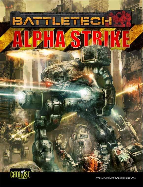Battletech Alpha Strike  by  Herbert A. Beas II