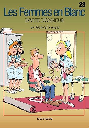 Invité donneur  by  Raoul Cauvin