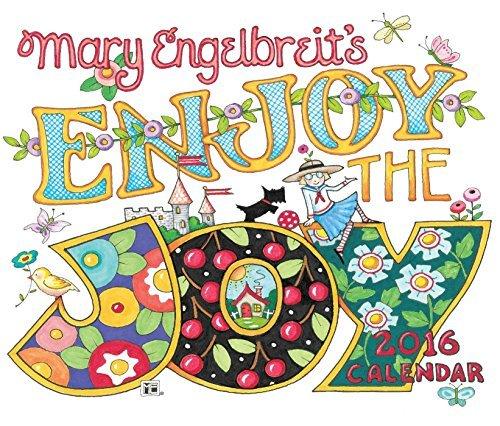 Mary Engelbreit 2016 Day-to-Day Calendar: Enjoy the Joy Mary Engelbreit
