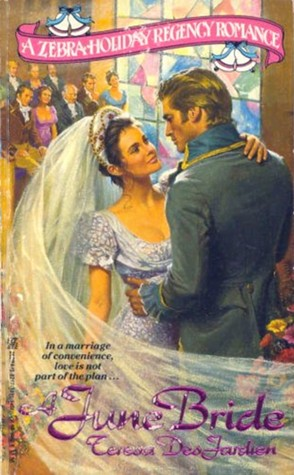 A June Bride Teresa DesJardien