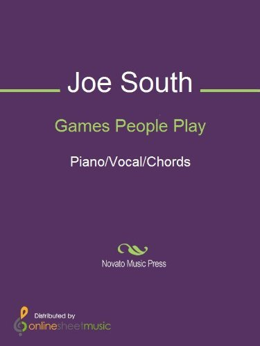 Games People Play  by  Joe South