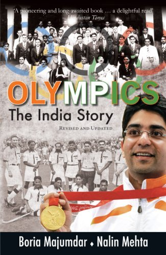 Olympics - The India Story  by  Majumdar
