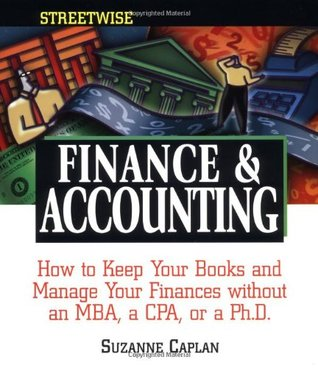 Streetwise Finance & Accounting Suzanne Caplan