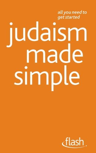 Judaism Made Simple: Flash  by  C M Hoffman