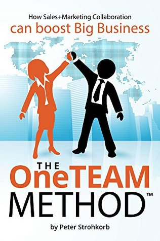 The OneTEAM Method: How Sales+Marketing Collaboration can boost Big Business Peter Strohkorb