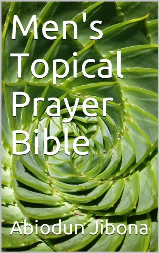 Mens Topical Prayer Bible  by  Abiodun Jibona