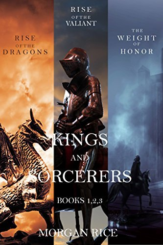 Kings and Sorcerers Bundle (Books 1, 2, and 3) Morgan Rice