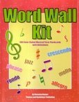 Word Wall Kit  by  Veronica Harper
