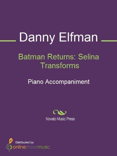Batman Returns: Selina Transforms  by  Danny Elfman