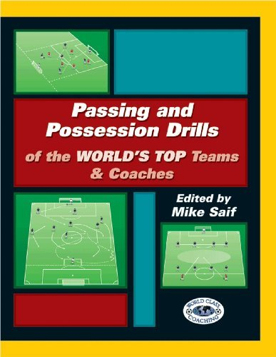 Passing and Possession Drills of the Worlds Top Teams  by  Mike. Saif
