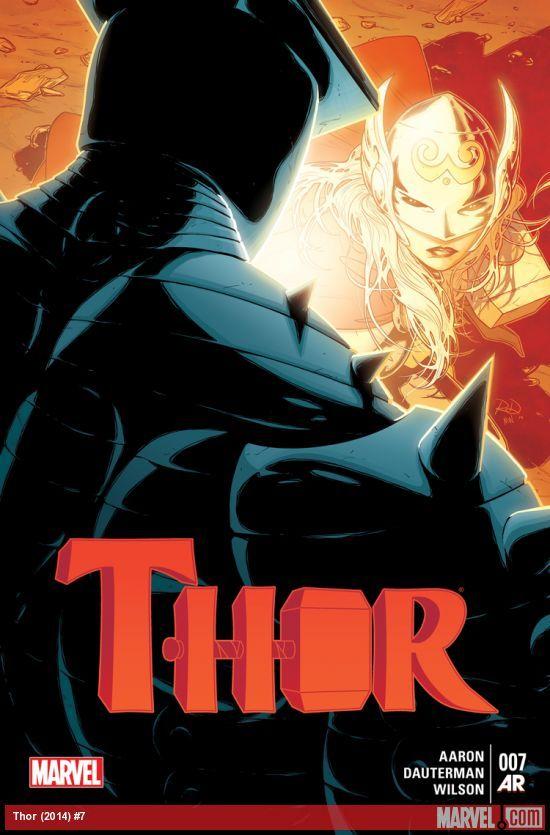 Thor #7  by  Jason Aaron